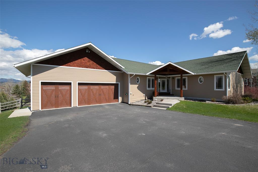248 Painted Hills Road Property Photo - Bozeman, MT real estate listing