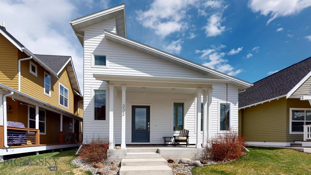 332 Kimball Avenue Property Photo - Bozeman, MT real estate listing