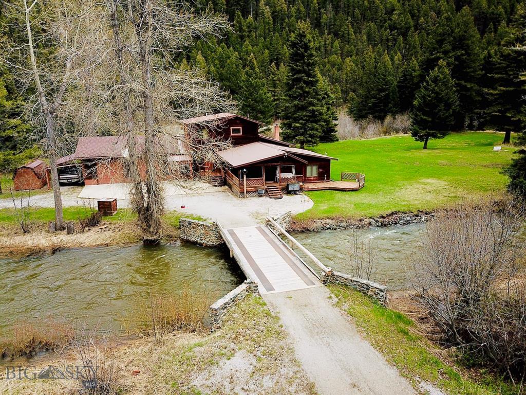 6333 Little Blackfoot River Road Property Photo - Elliston, MT real estate listing