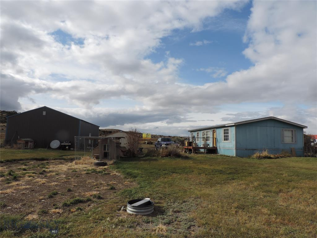 406 A Street Property Photo - Greycliff, MT real estate listing