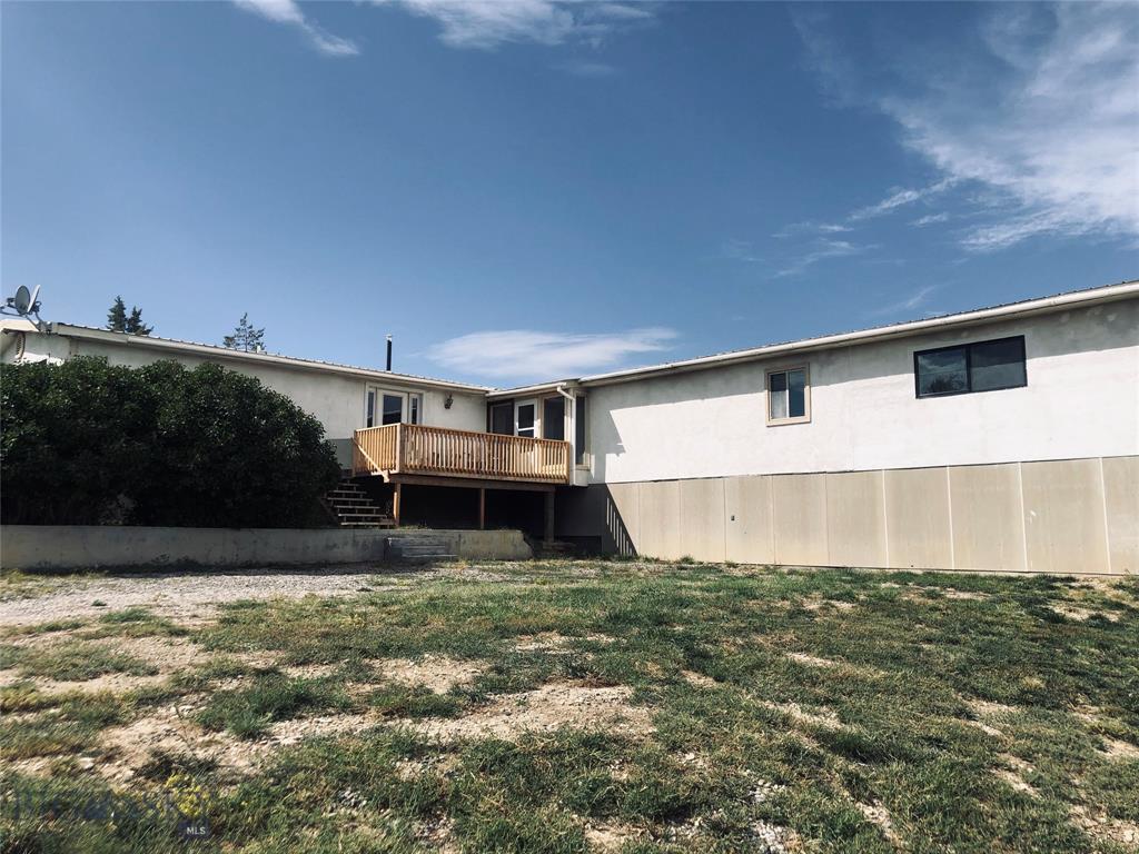 113 Fourth Street NE Property Photo - Harlowton, MT real estate listing