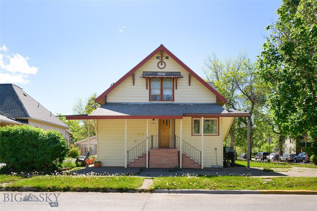 503 & 503 1/2 S Black Avenue Property Photo