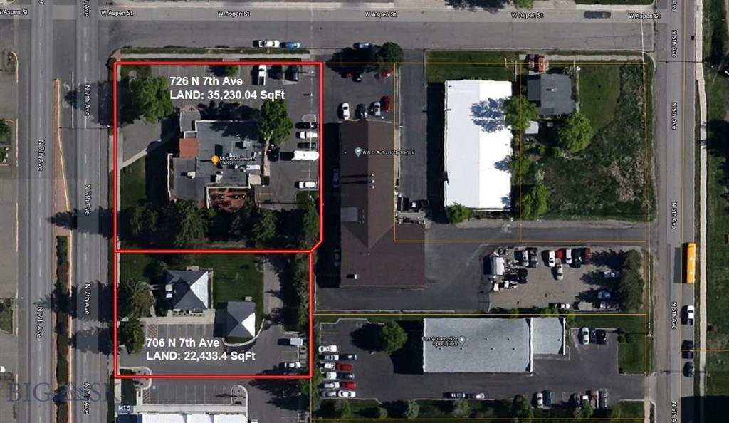 706 & 726 N 7th Avenue Property Photo