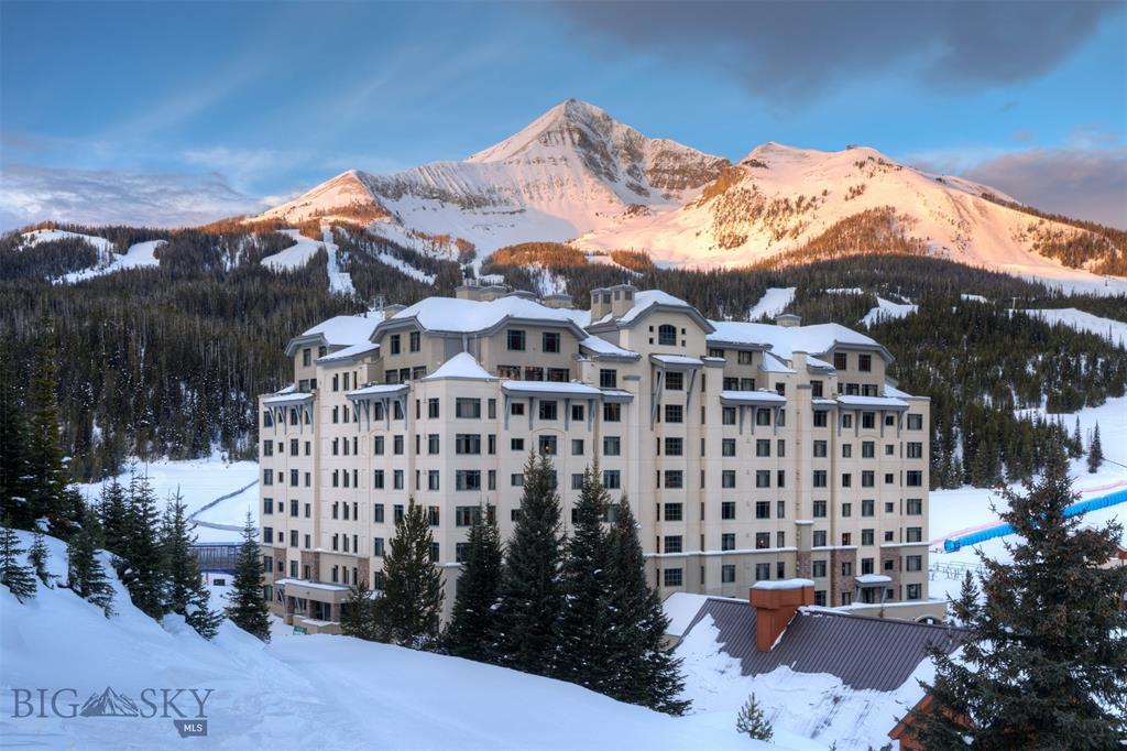 60 Big Sky Resort Rd, Summit 10,608 Road Property Photo