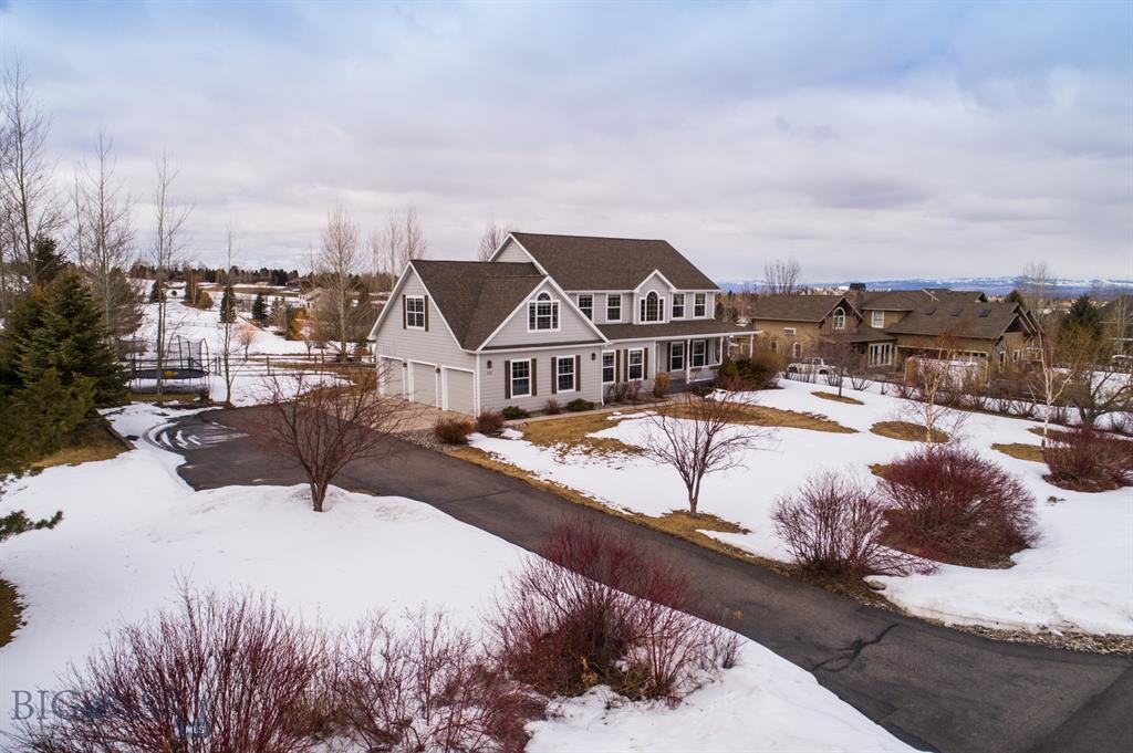 155 Mcgee Drive Property Photo - Bozeman, MT real estate listing