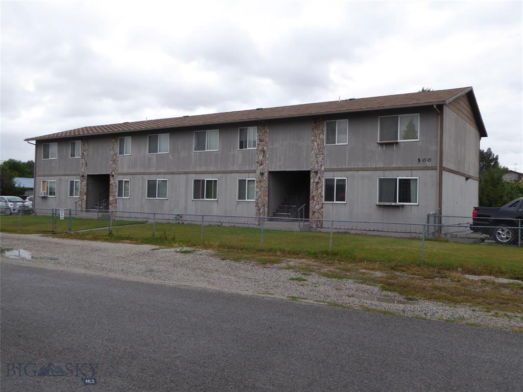 500 E Street Property Photo - Townsend, MT real estate listing