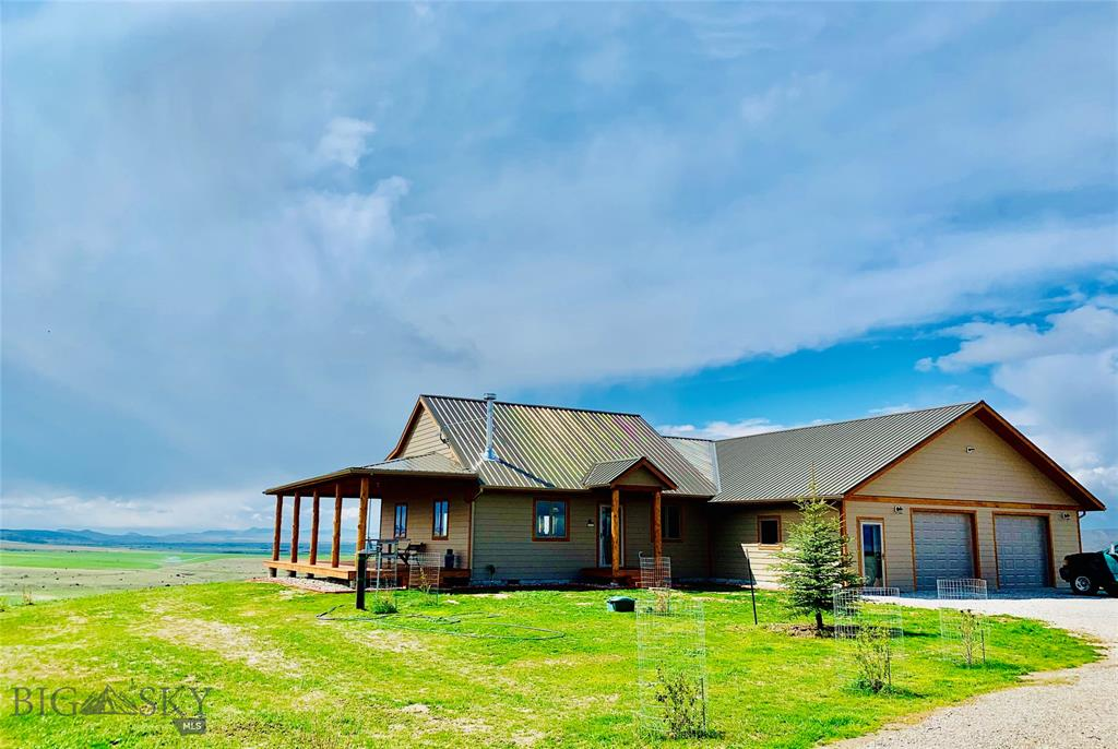 53 Skyview Lane Property Photo - Townsend, MT real estate listing