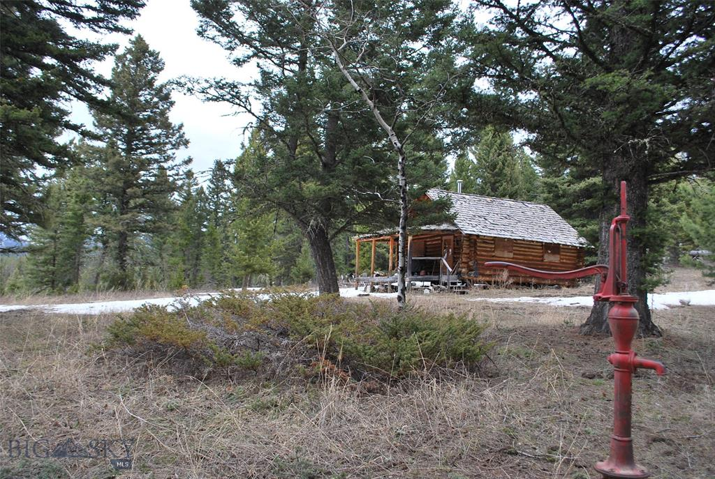 TBD Mountain Road Property Photo - Wilsall, MT real estate listing