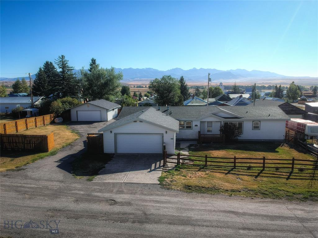 111 N Ordway Property Photo - Wilsall, MT real estate listing