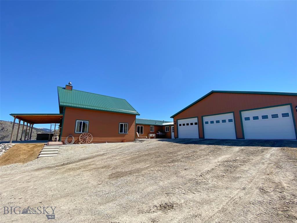 427 Ross Gulch Road Property Photo
