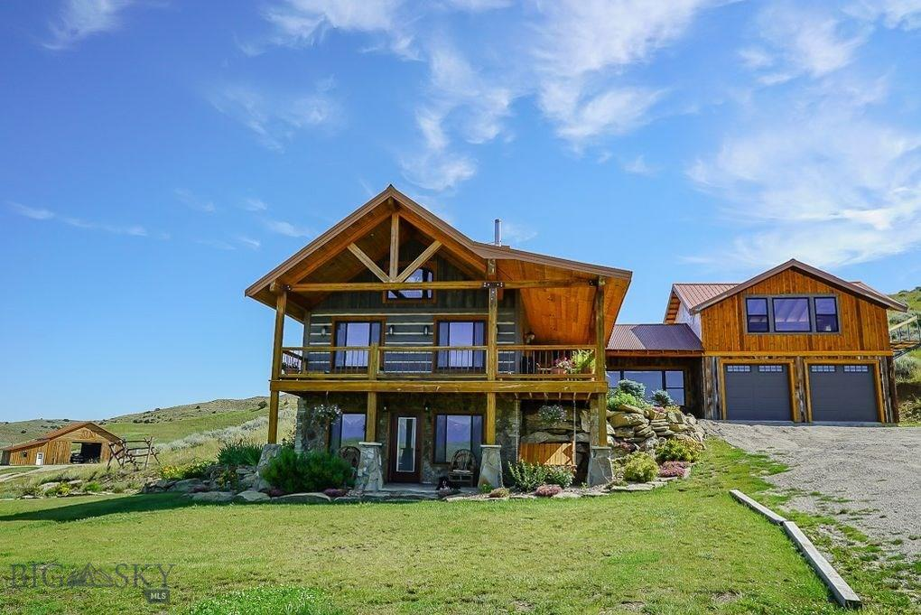 57 Arena Drive Property Photo - Absarokee, MT real estate listing
