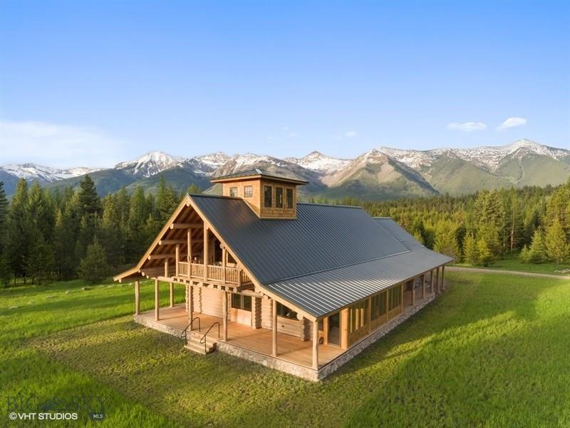 4640 Waldbillig Road Property Photo - Condon, MT real estate listing