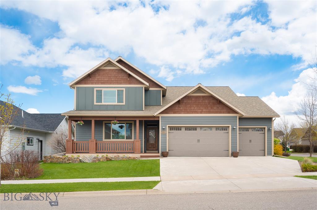3190 Summerset Drive Property Photo - Bozeman, MT real estate listing