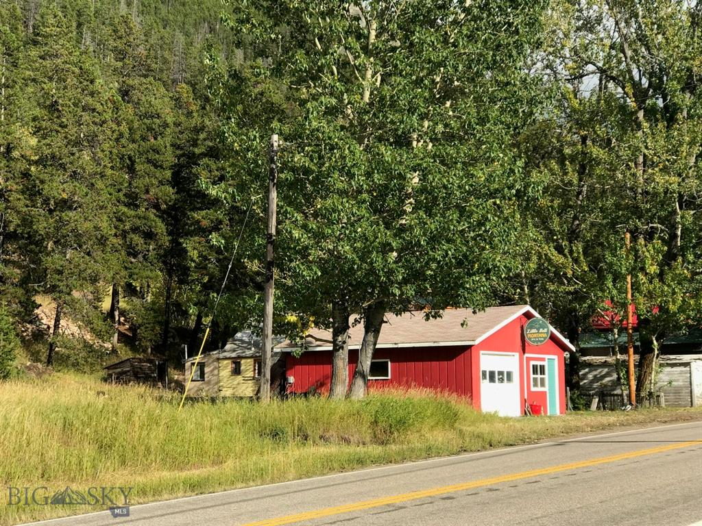 111 S Main Street Property Photo - Neihart, MT real estate listing