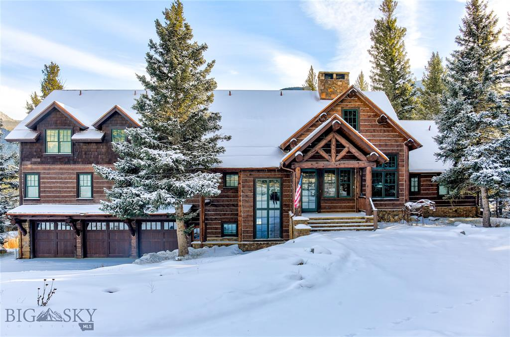 100 Lower Dudley Creek Road Property Photo - Big Sky, MT real estate listing