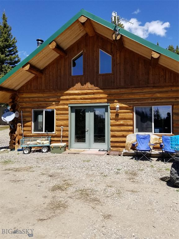 357 Smith Creek Property Photo - Wilsall, MT real estate listing