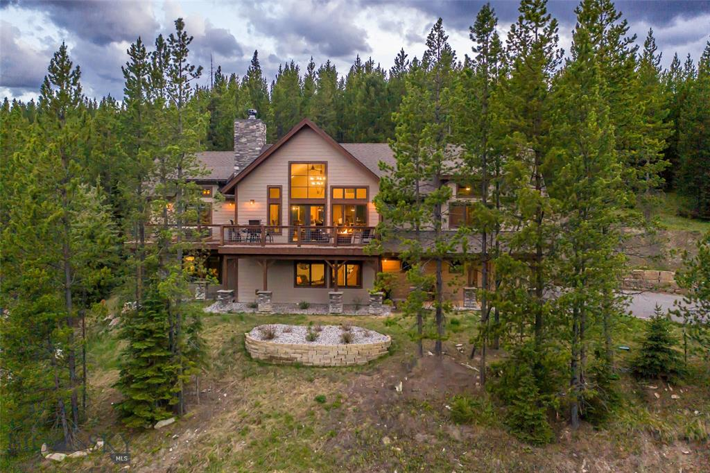 168 W Pine Cone Terrace Property Photo - Big Sky, MT real estate listing