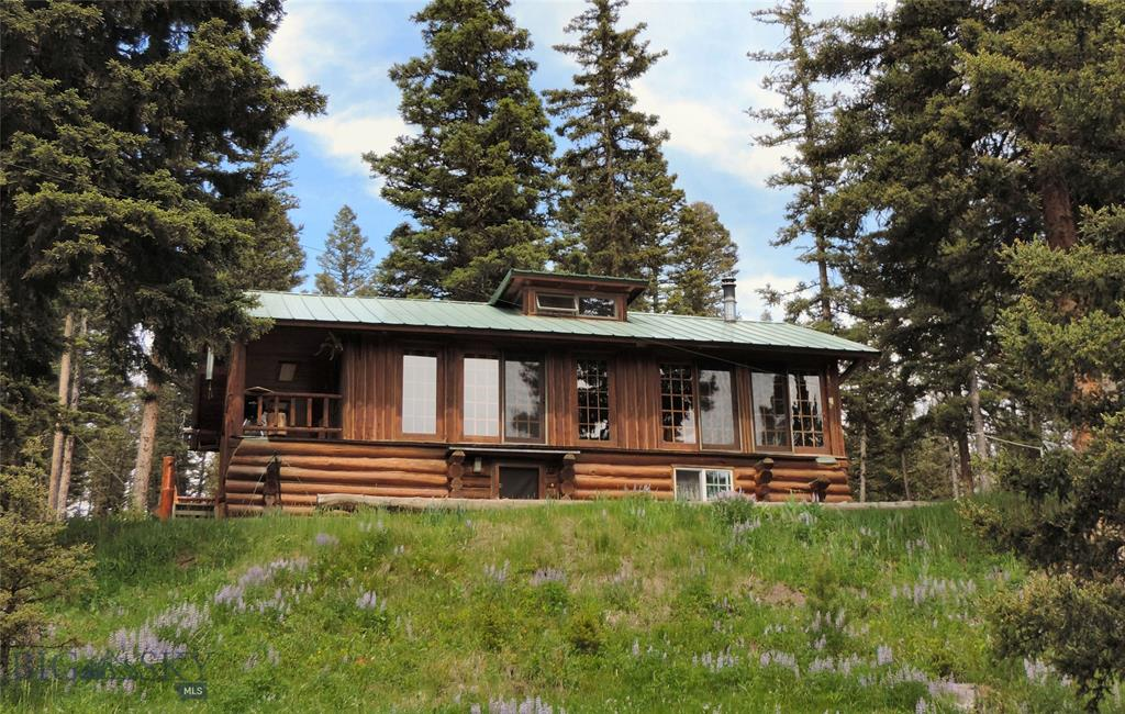 #25 Goat Mountain Cabinsites Property Photo - Wilsall, MT real estate listing
