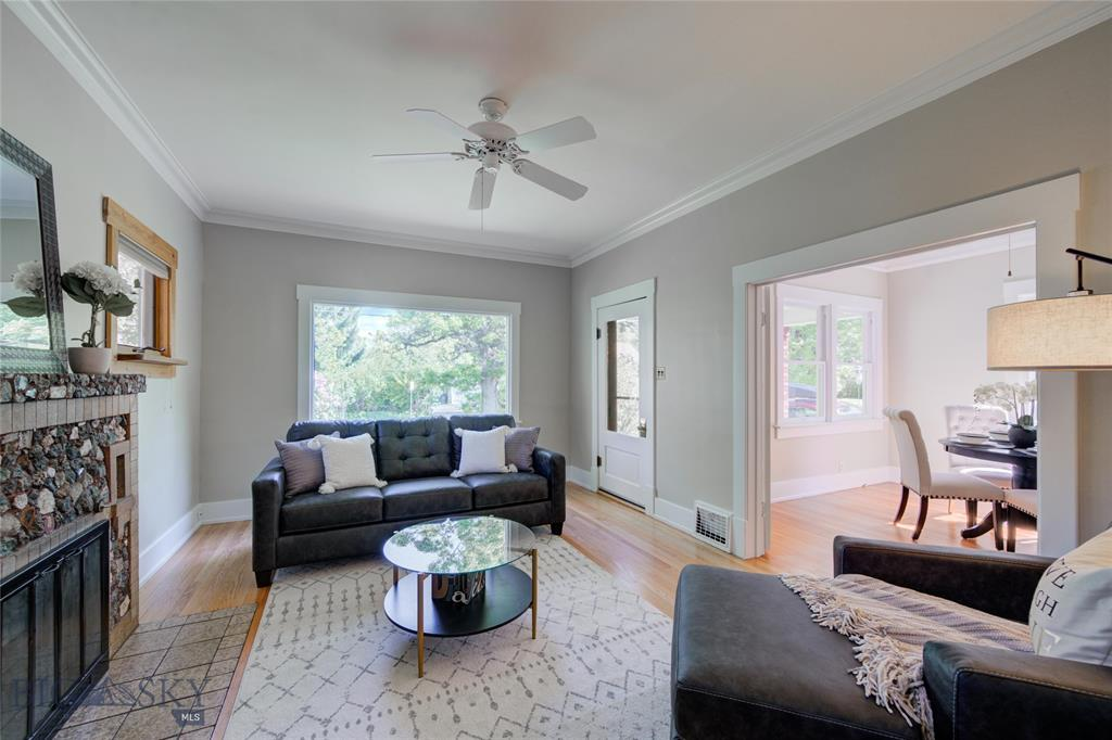 416 W College Property Photo - Bozeman, MT real estate listing