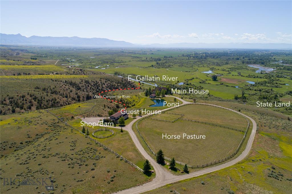 240 Meken Ranch Road Property Photo