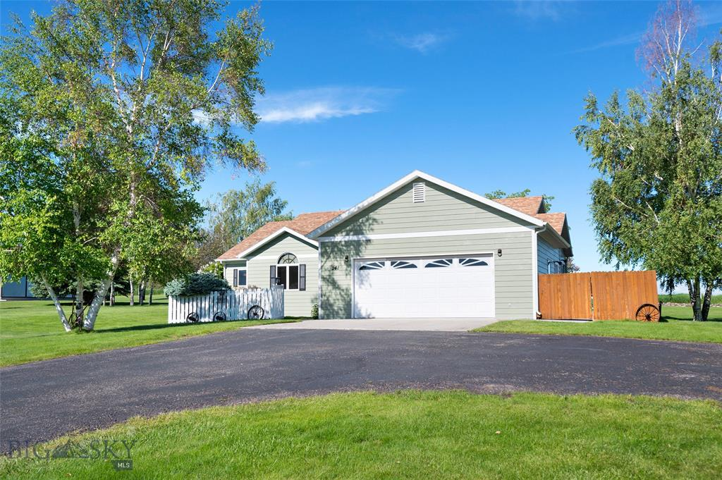 241 Painted Hills Road Property Photo - Bozeman, MT real estate listing