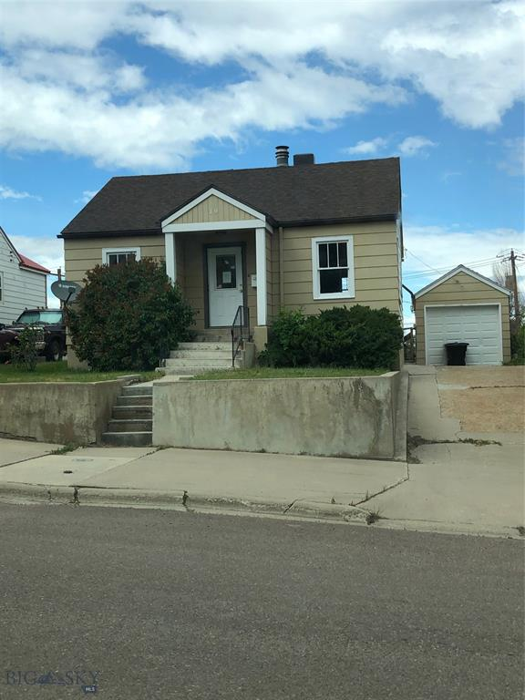 19 1st Street S Property Photo - Shelby, MT real estate listing
