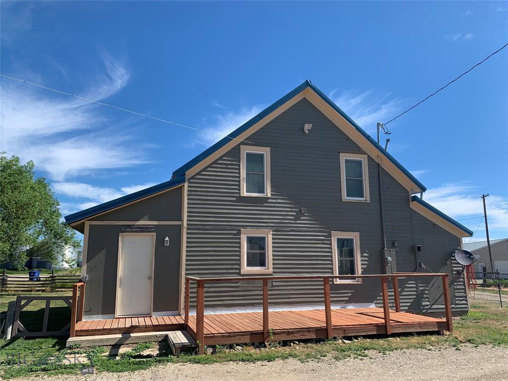 2014/2016 Shawmut Avenue Property Photo - Harlowton, MT real estate listing
