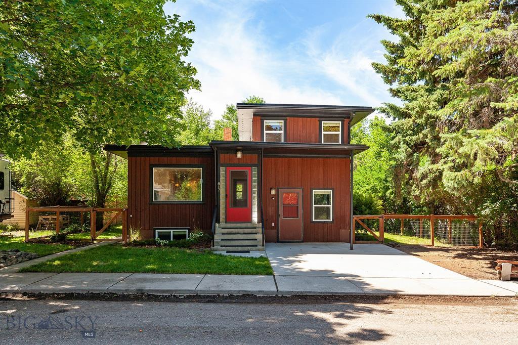 817 S 4th Avenue Property Photo - Bozeman, MT real estate listing