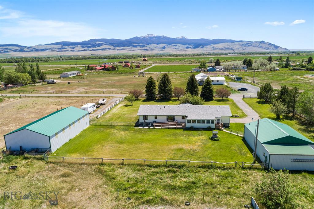 91 First Road Property Photo - Whitehall, MT real estate listing