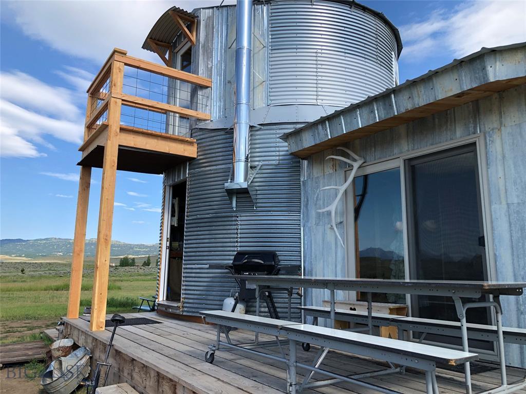 57 Reservoir Road Property Photo - Wilsall, MT real estate listing