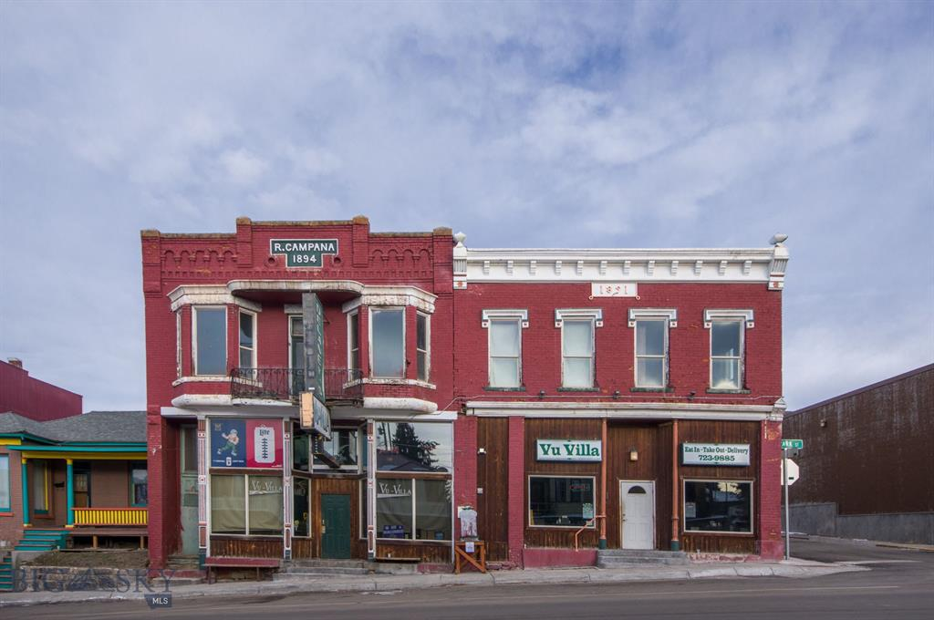 523 W Park Property Photo - Butte, MT real estate listing
