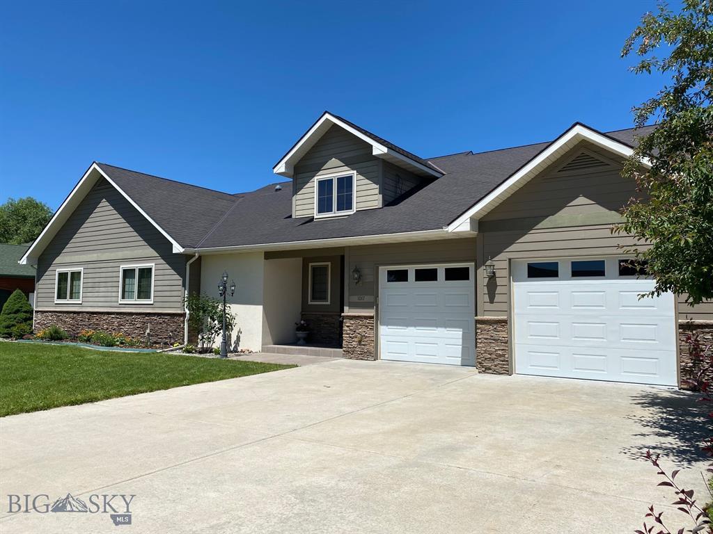 1017 Boylan Road Property Photo - Bozeman, MT real estate listing