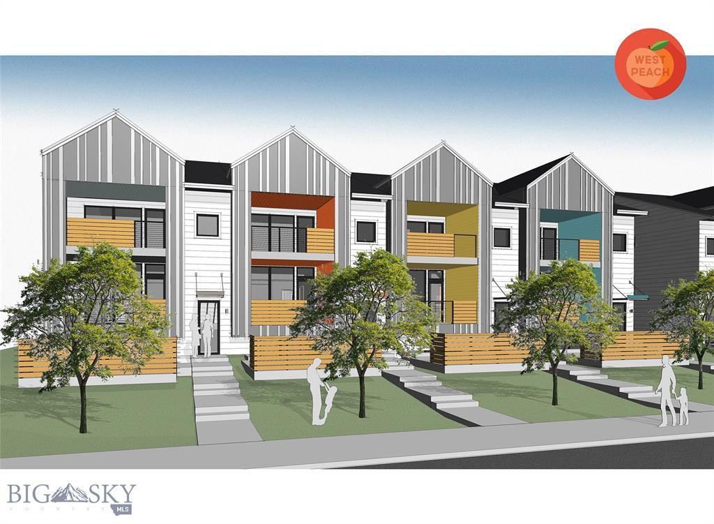 311 W Peach Street Unit 4 Street W Property Photo