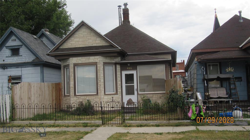 408 Ash Property Photo - Anaconda, MT real estate listing