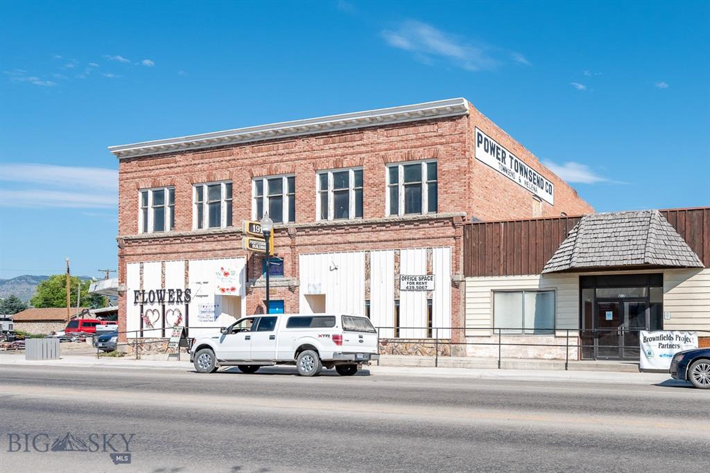 415 Broadway Street Property Photo - Townsend, MT real estate listing