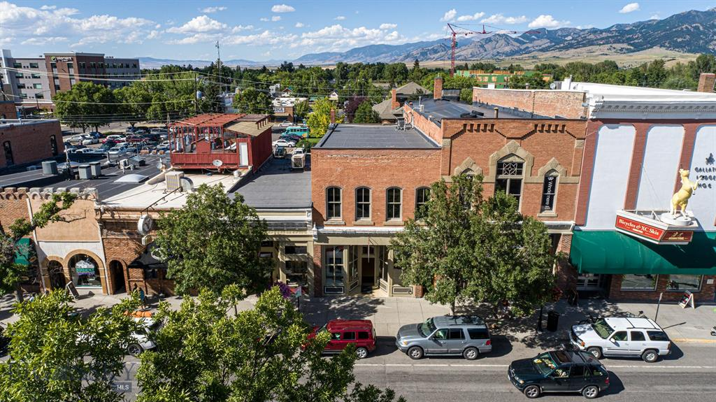 127 & 129 E Main Street Property Photo - Bozeman, MT real estate listing
