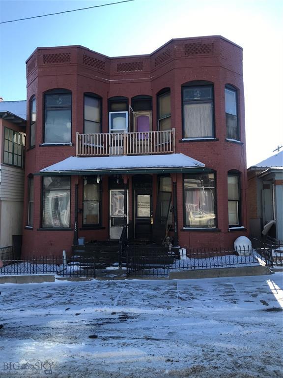 730 and 732 W Granite Property Photo