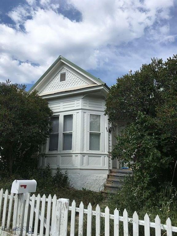 710 Alder Property Photo - Anaconda, MT real estate listing