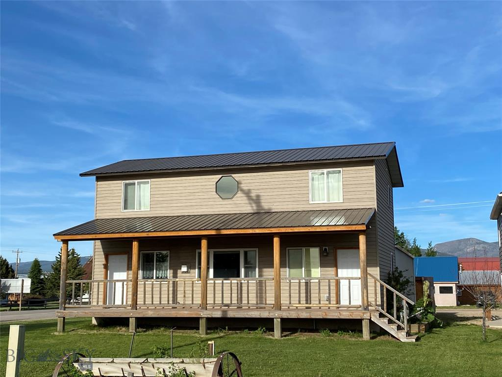 103 Pine Street Property Photo - Wisdom, MT real estate listing