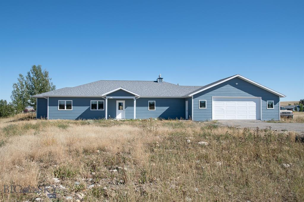 55 Meadowlark Circle Property Photo - Big Timber, MT real estate listing