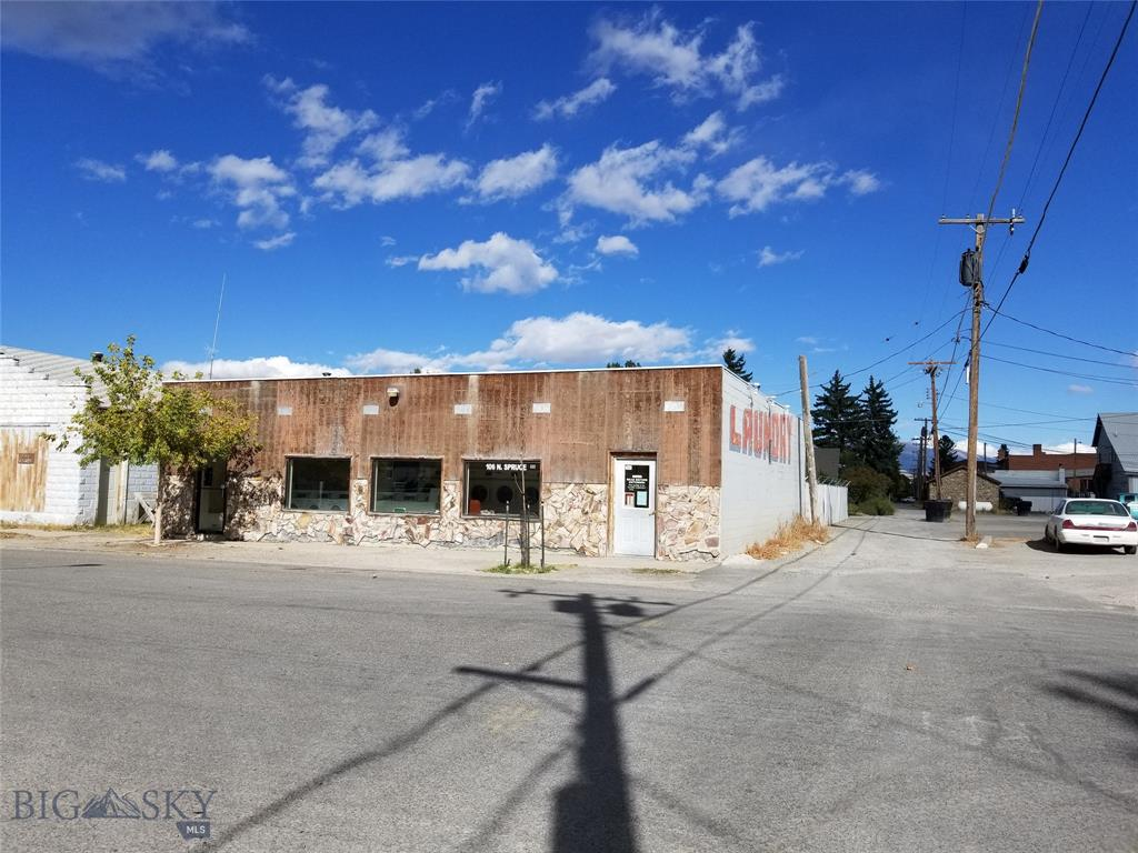 106 N Spruce Property Photo - Townsend, MT real estate listing