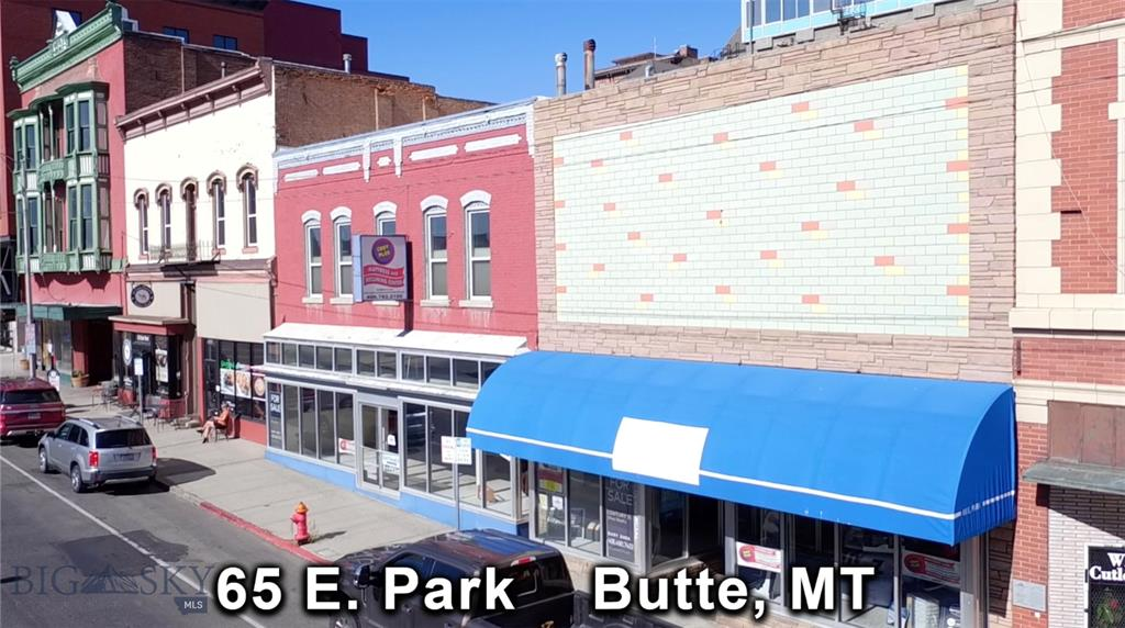 59 E Park Street Property Photo - Butte, MT real estate listing