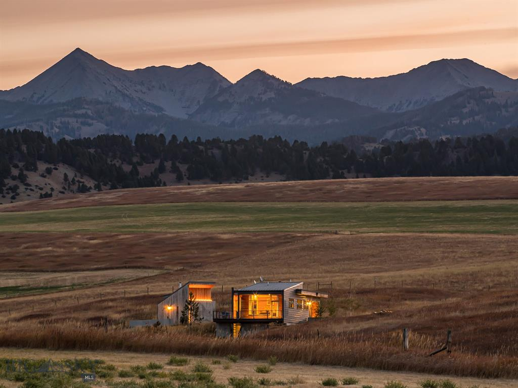 287 Horse Creek North Fork Road Property Photo - Wilsall, MT real estate listing