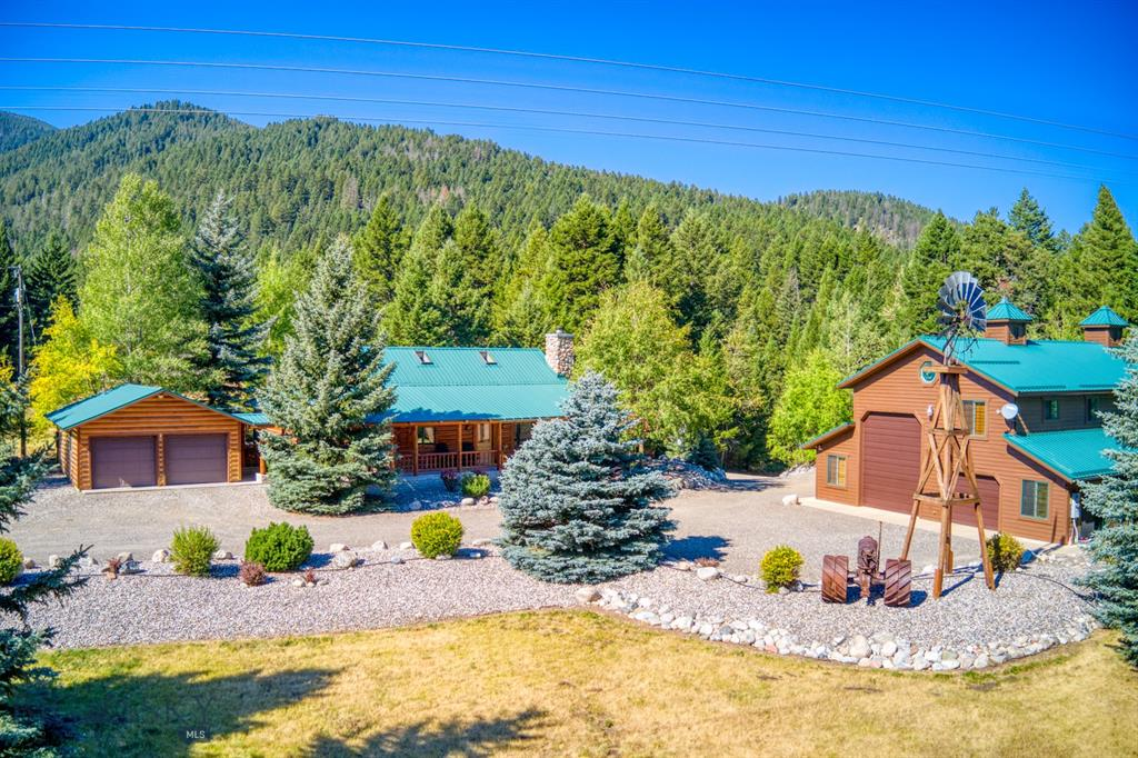 65 Dier Lane Property Photo - Gallatin Gateway, MT real estate listing