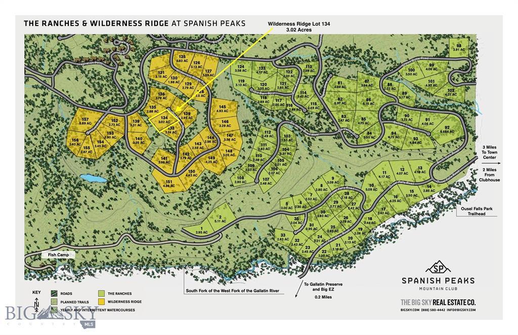 Wilderness Ridge Neighborhood Real Estate Listings Main Image