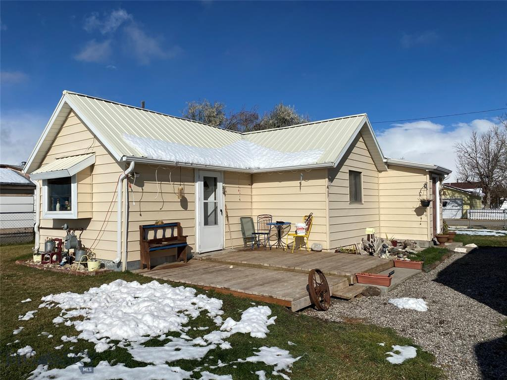 267 Beech Street Property Photo - Augusta, MT real estate listing