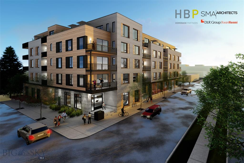 116 N Bozeman Avenue #401 Property Photo - Bozeman, MT real estate listing