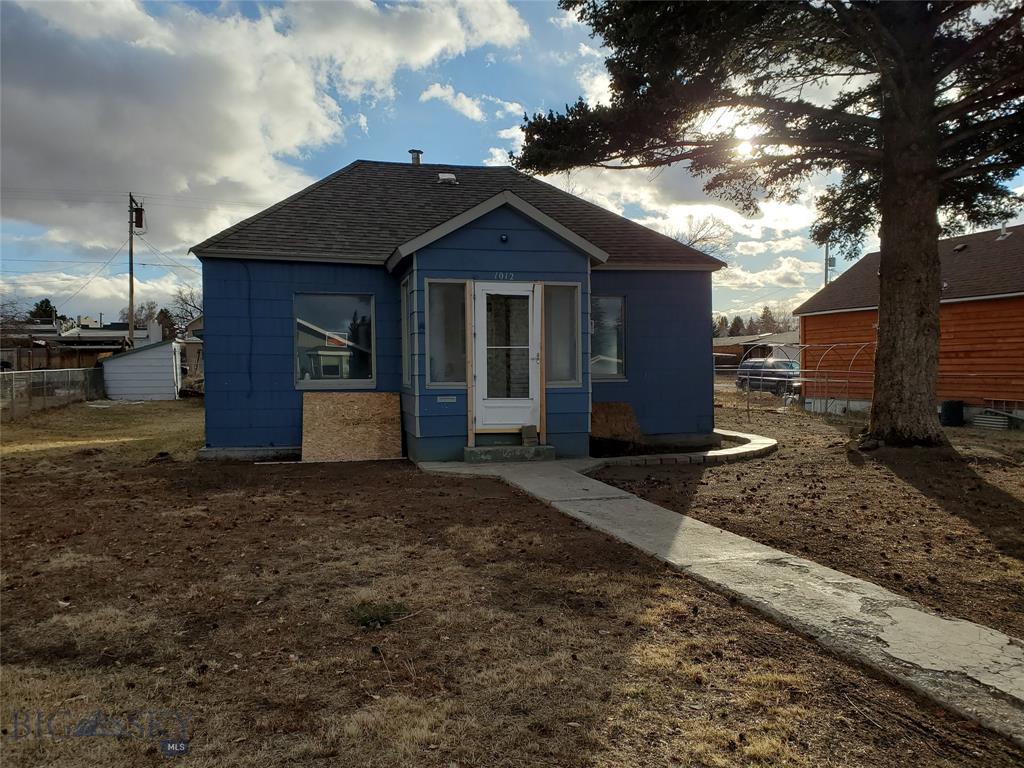 1012 Missouri Avenue Property Photo - Deer Lodge, MT real estate listing