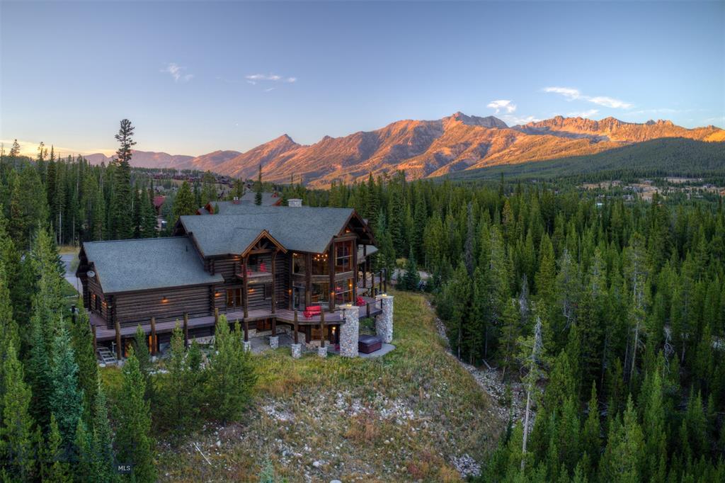 40 Saddle Horn Road Property Photo - Big Sky, MT real estate listing