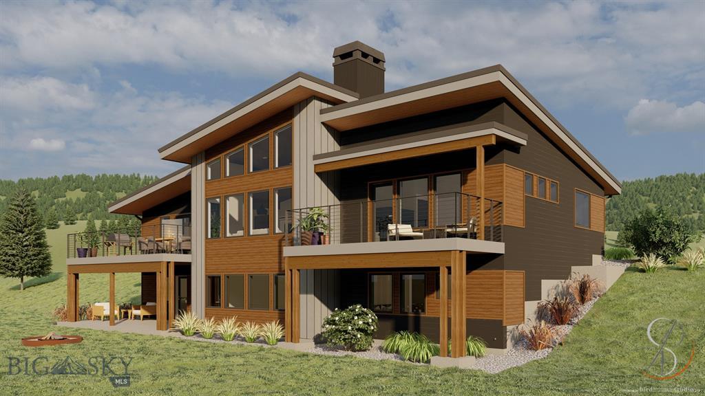 Lot 58 Whisper Ridge Road Property Photo - Butte, MT real estate listing